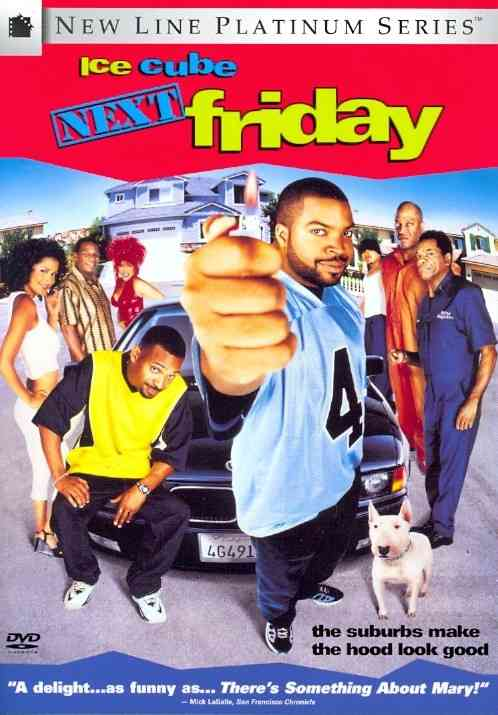 NEXT FRIDAY BY ICE CUBE (DVD)